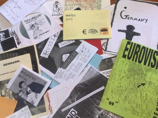 Target 168: Eurovision 2009 - The stash