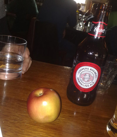 NewsteadBeerAndApple
