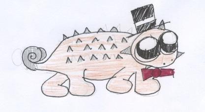 BowTieAnkylosaur